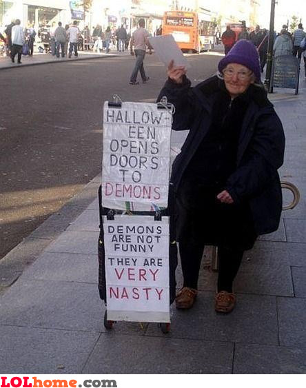 Anti Halloween