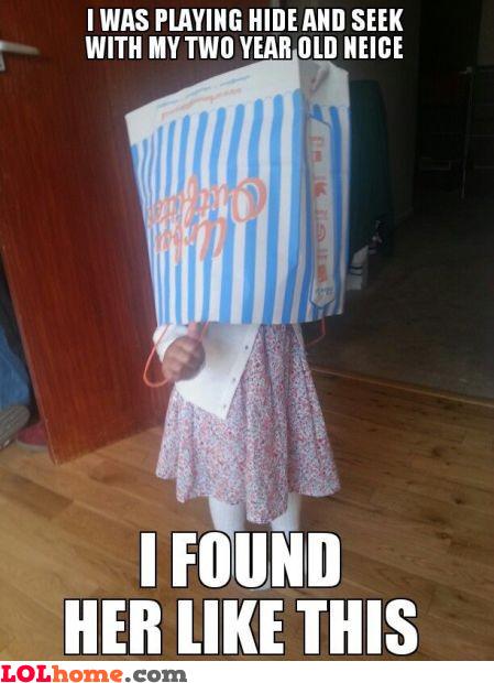Hidden daughter