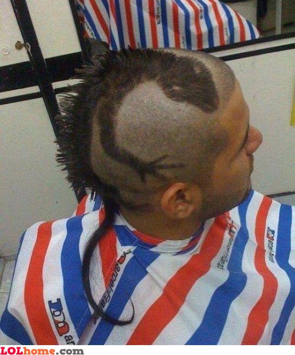I want a lizard on my head