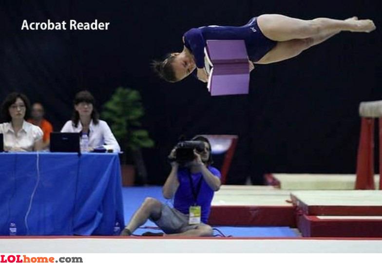 Original Acrobat Reader
