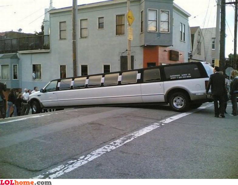 Nice limo!