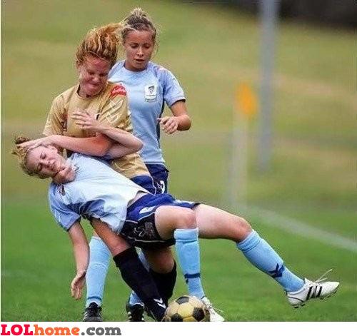 Women at games