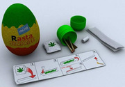 kinder rasta surprise
