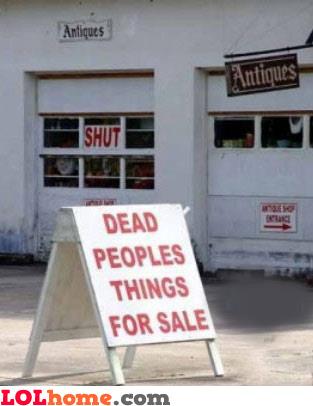 Bad marketing