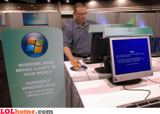 Windows Vista brings clarity to your world