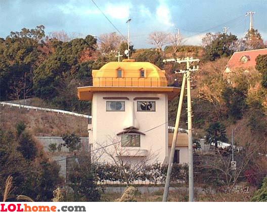 Funny architecture