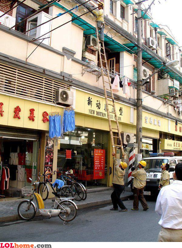 Fireman Chinese Level