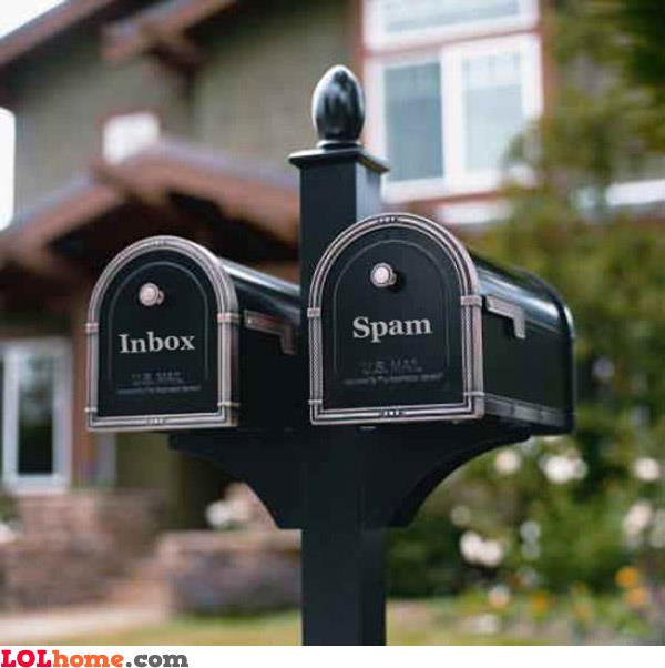 Filtering mails