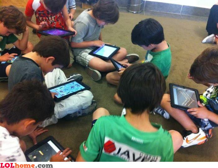 iPad generation