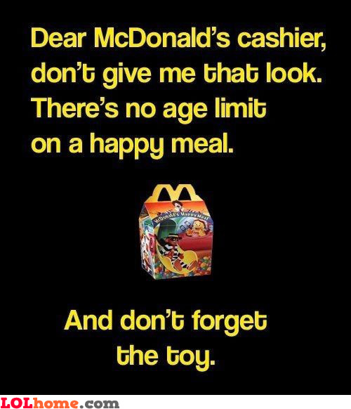McDonald's Happy Meal