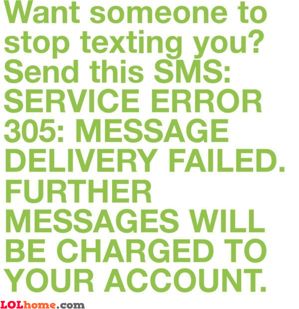 SMS Trolling EPIC