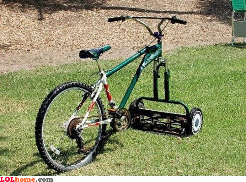 Awesome Lawnmower