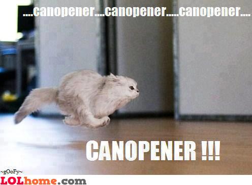 Canopener!