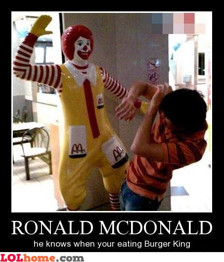 Ronald Mcdonald Funny Memes