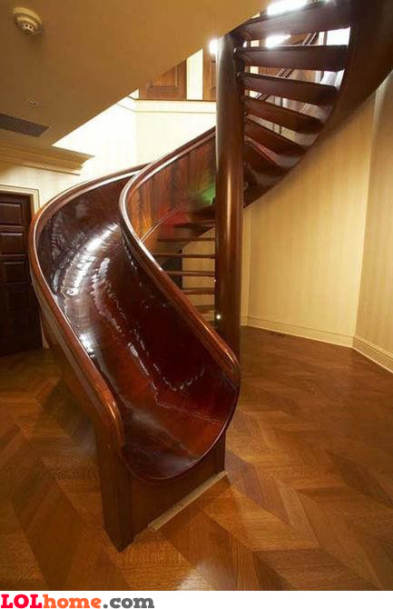 Awesome stairway