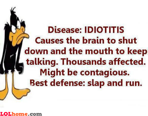 Idiotitis