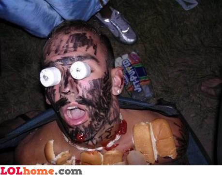 Drunk Prank