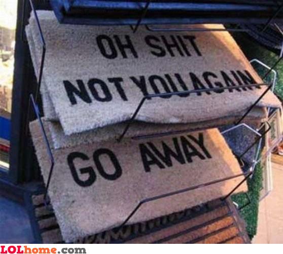 Doormats - Must Have