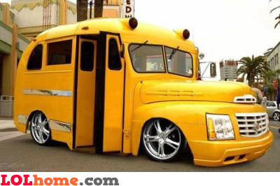 ghetto bus