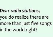 To Radio Stations