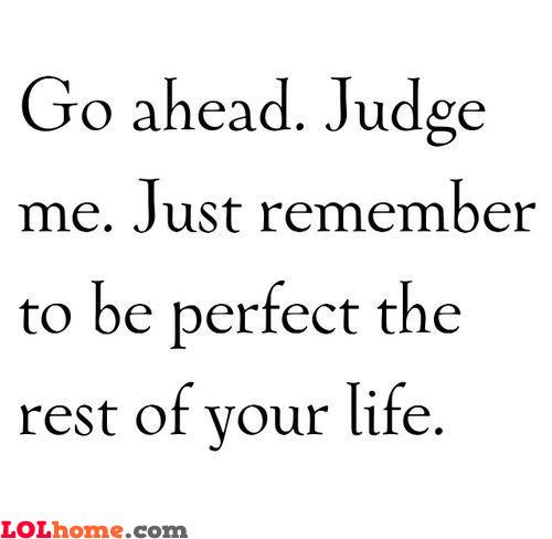 Wisdom, pure wisdom!