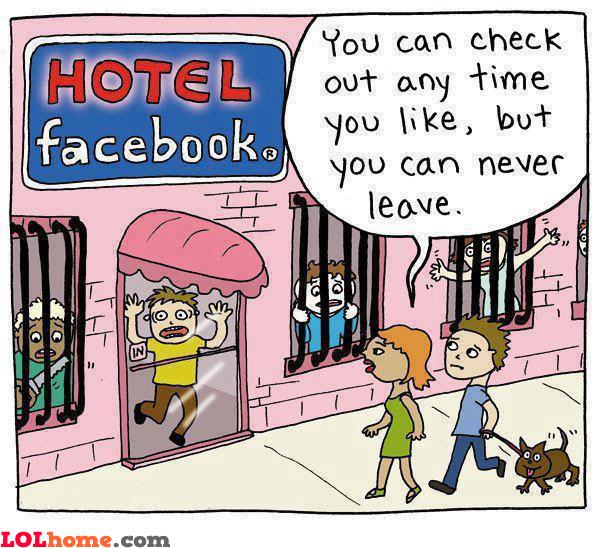 Hotel Facebook