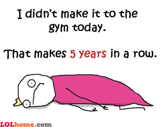 Gym Fact