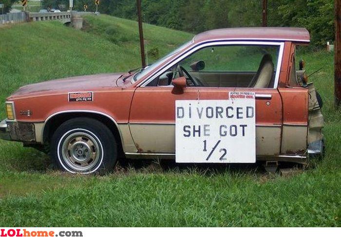 Divorce Effect