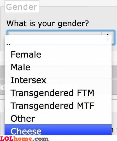 Genders nowadays