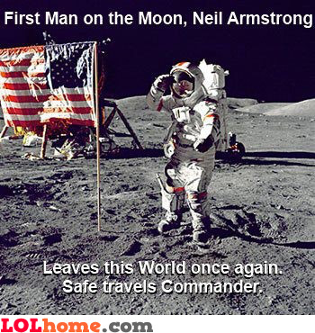 RIP Armstrong
