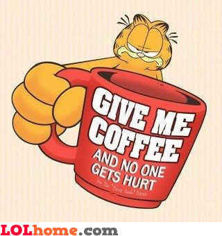 That coffee