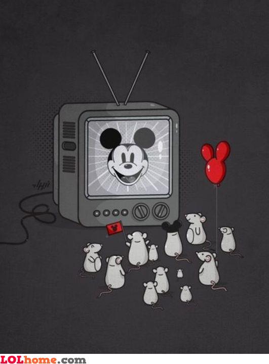 Mickey Mouse Fan Club