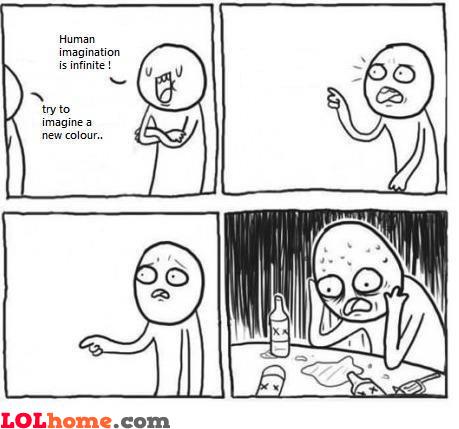 Human imagination