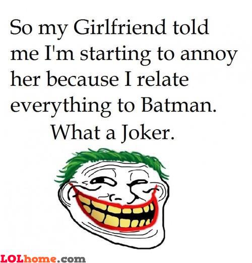 Joker Mentality