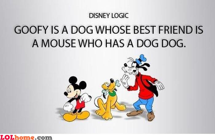 Disney logic