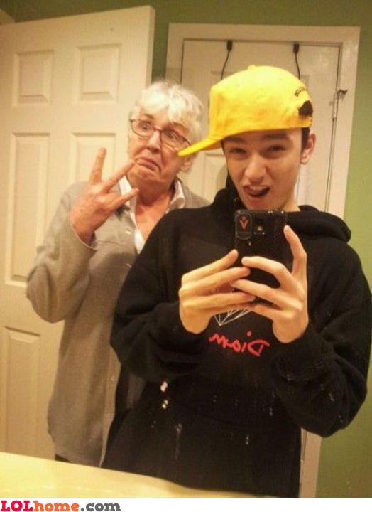 Swag grandma