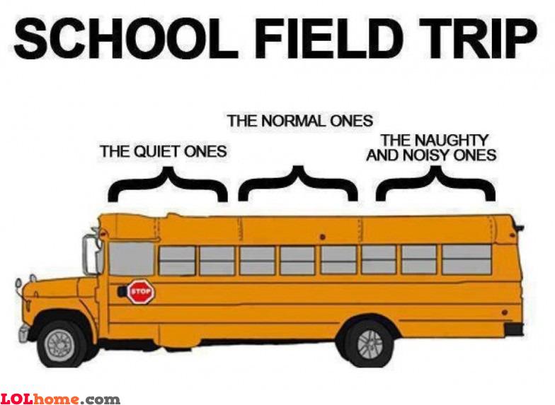 School Field Trip