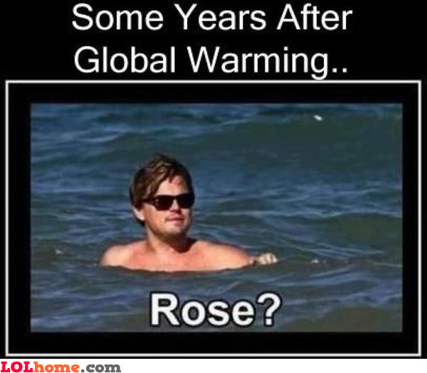After Global Warming