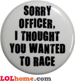Great badge