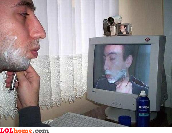 Shaving method