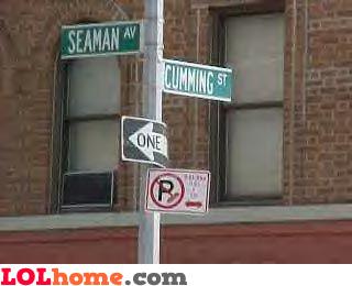 Seaman cumming
