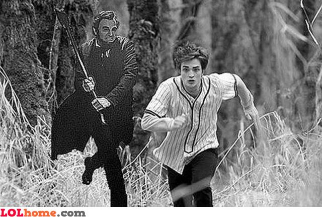 Run Eddie!
