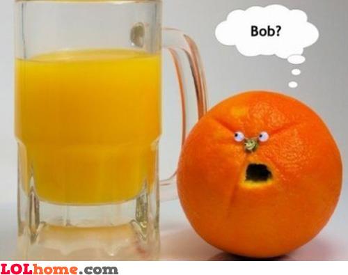 It's juice