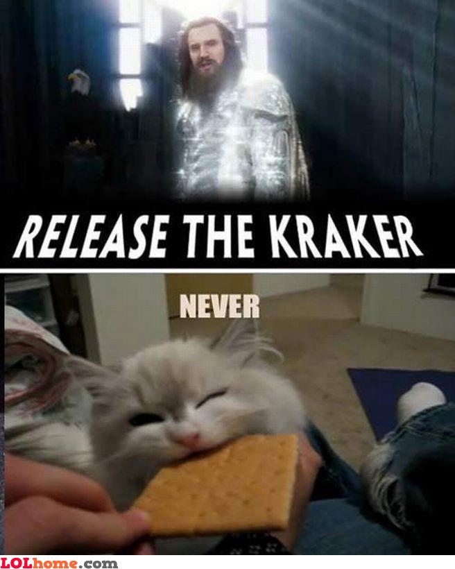 Release the kraker