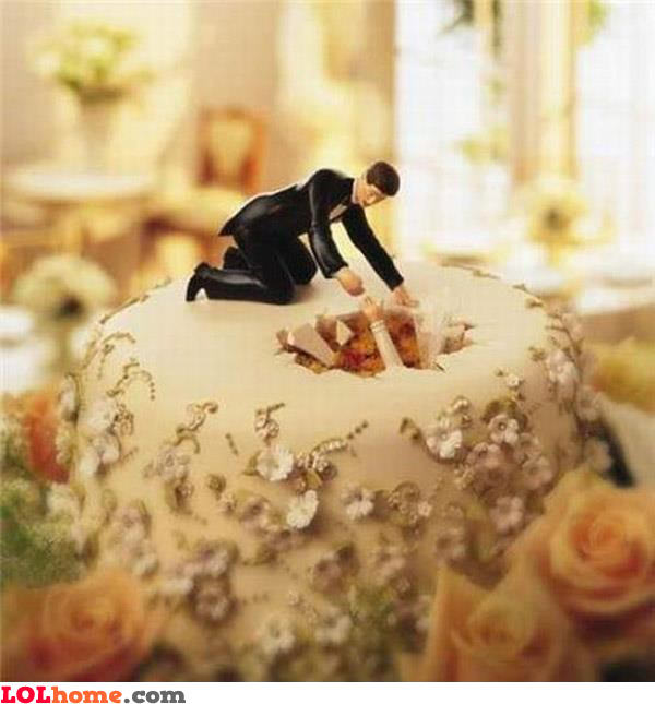 Problem with the bride