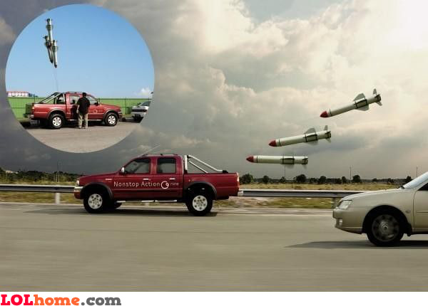 Homing missiles