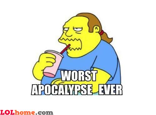 Apocalypse fact