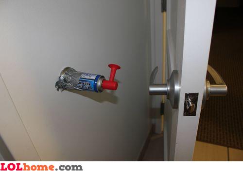 Smart prank