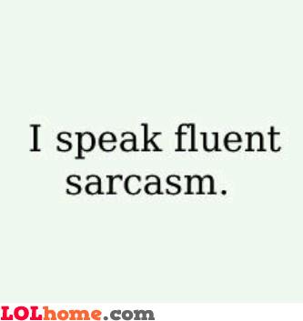 Favourite language