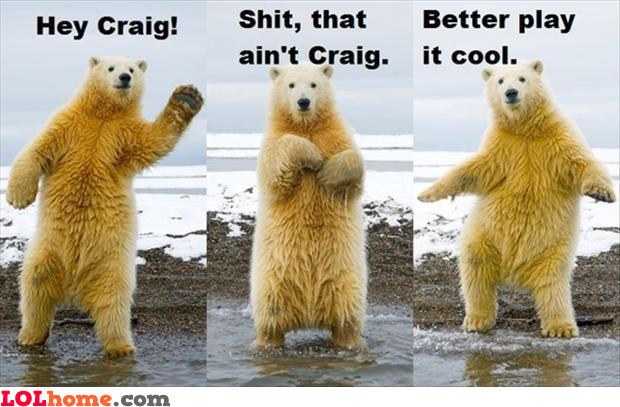 Not Craig
